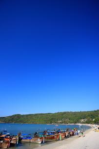 ピピ島ローダラムビーチの写真素材 [FYI00034774]