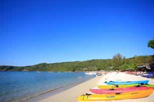 ピピ島ローダラムビーチの写真素材 [FYI00034820]