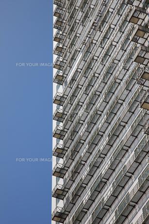 高層ビルの写真素材 [FYI00034824]