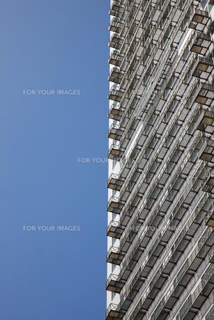 高層ビルの写真素材 [FYI00034827]