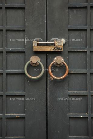 扉の写真素材 [FYI00034845]