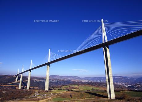 ミヨー橋の写真素材 [FYI00035104]