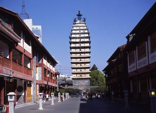東寺塔の写真素材 [FYI00035199]