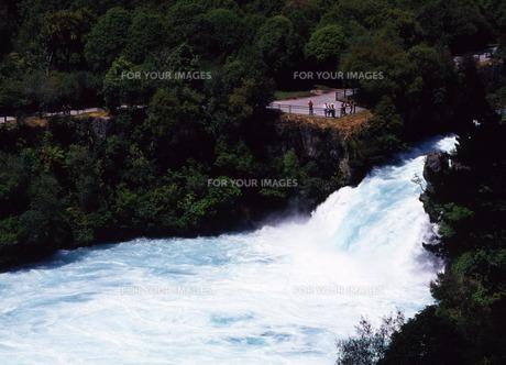 ホカ滝の写真素材 [FYI00035211]