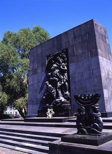 ゲットー記念碑の写真素材 [FYI00035285]