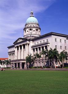 シンガポール最高裁判所の写真素材 [FYI00035322]