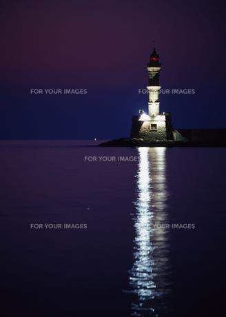 灯台の写真素材 [FYI00035425]