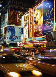タイムズスクエアの写真素材 [FYI00035434]