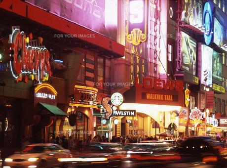 ニューヨークの写真素材 [FYI00035475]