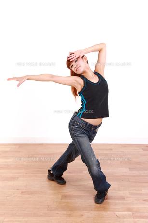 ダンサーの写真素材 [FYI00035821]