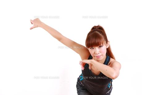 ダンサーの写真素材 [FYI00035823]