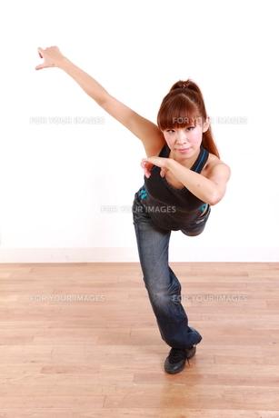 ダンサーの写真素材 [FYI00035824]