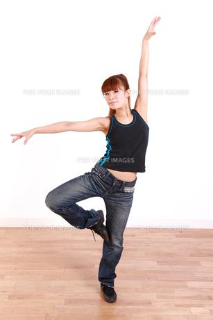ダンサーの写真素材 [FYI00035826]