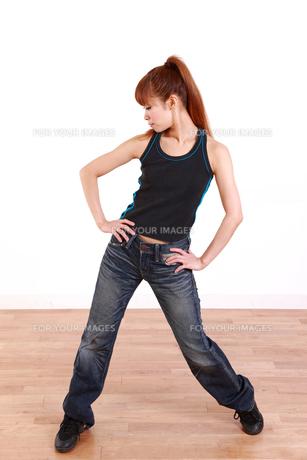 ダンサーの写真素材 [FYI00035829]