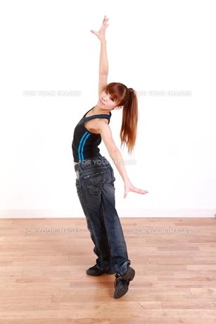 ダンサーの写真素材 [FYI00035830]