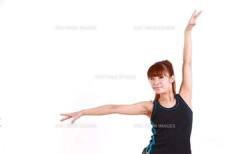 ダンサーの写真素材 [FYI00035831]