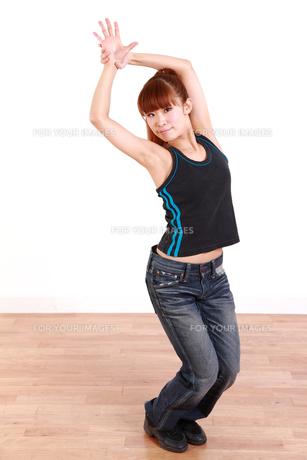 ダンサーの写真素材 [FYI00035832]