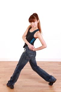 ダンサーの写真素材 [FYI00035836]