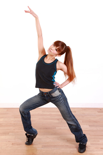 ダンサーの写真素材 [FYI00035837]