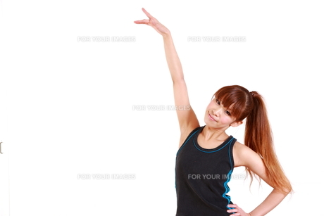 ダンサーの写真素材 [FYI00035839]