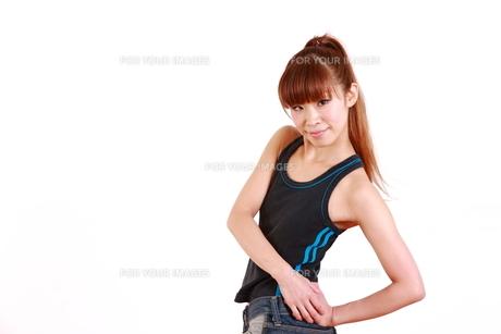 ダンサーの写真素材 [FYI00035843]