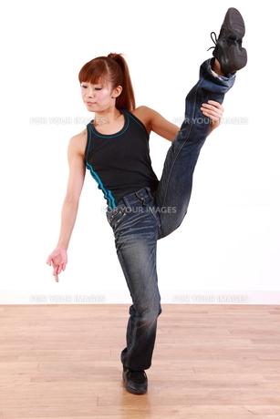 ダンサーの写真素材 [FYI00035845]