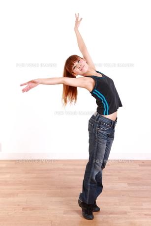 ダンサーの写真素材 [FYI00035846]
