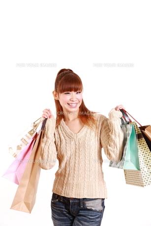 買い物の写真素材 [FYI00035857]