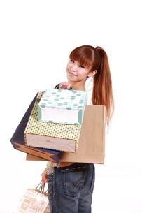 買い物の写真素材 [FYI00035878]