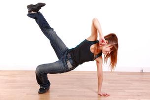 ダンサーの写真素材 [FYI00035892]