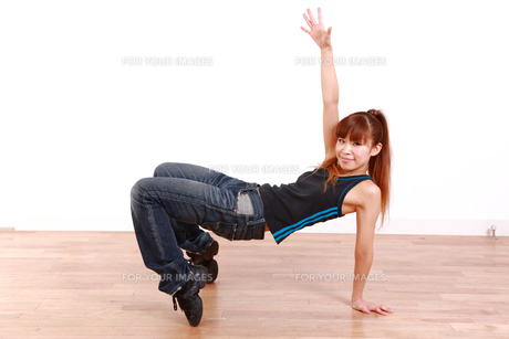 ダンサーの写真素材 [FYI00035893]