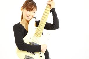 5弦ベースの写真素材 [FYI00036068]