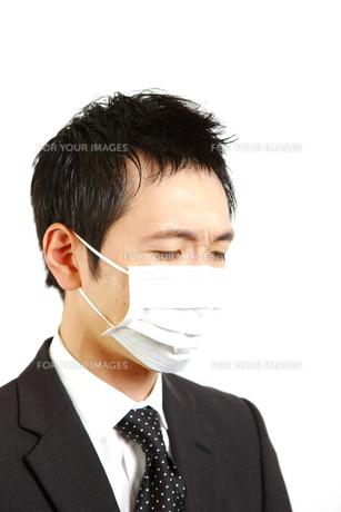 鼻炎の写真素材 [FYI00036147]
