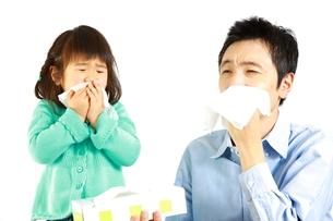 鼻炎の写真素材 [FYI00036187]