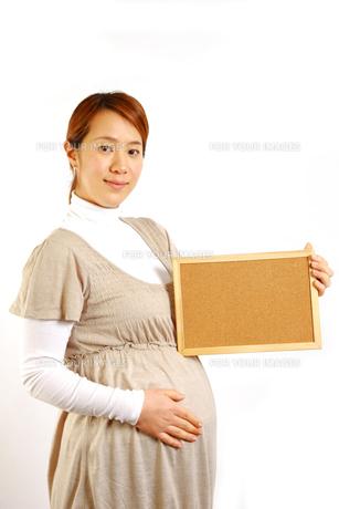 妊婦の写真素材 [FYI00036191]