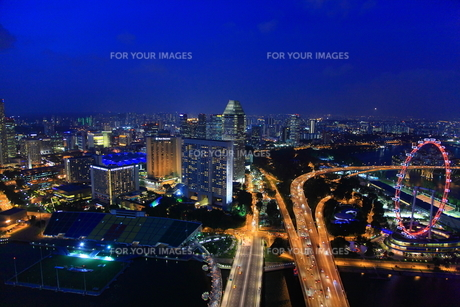 シンガポールの写真素材 [FYI00036315]