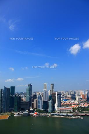 シンガポールの写真素材 [FYI00036327]