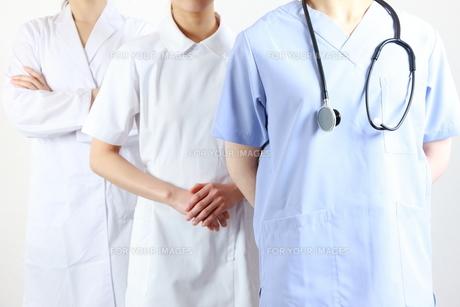 医療スタッフの写真素材 [FYI00036508]