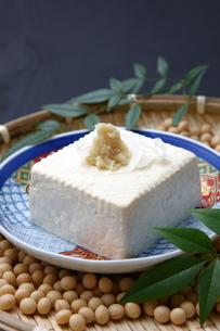 豆腐の写真素材 [FYI00036577]