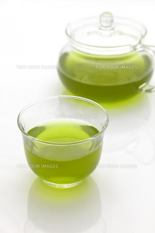 日本茶の写真素材 [FYI00036713]
