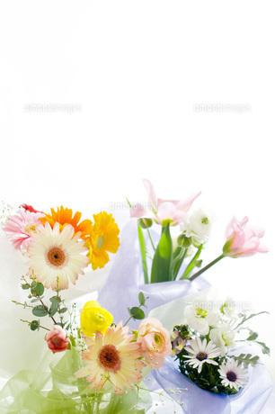 花束の写真素材 [FYI00036770]
