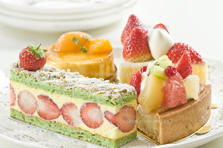ケーキの素材 [FYI00036780]