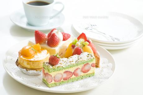 ケーキの素材 [FYI00036784]