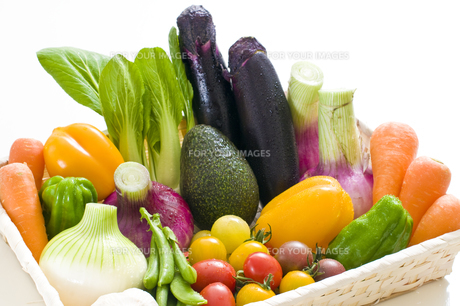 野菜の素材 [FYI00036912]