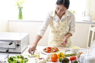 キッチンの写真素材 [FYI00037111]