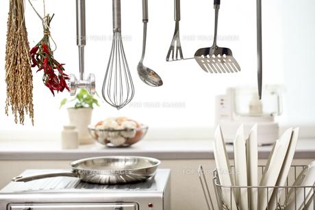 キッチンの写真素材 [FYI00037127]
