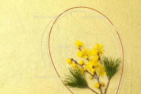 正月飾りの写真素材 [FYI00037374]