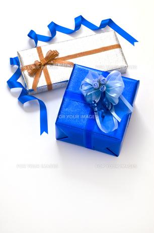 プレゼントの写真素材 [FYI00037511]