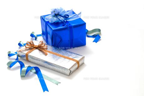プレゼントの写真素材 [FYI00037512]