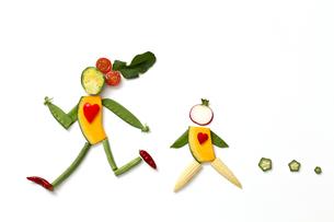 野菜の写真素材 [FYI00037526]